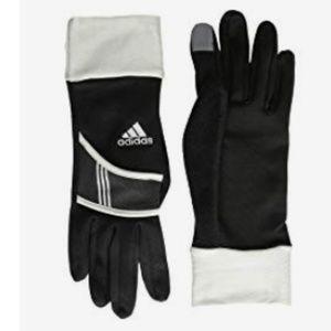 "NWT Adidas Medium technical gloves ""Dash"""